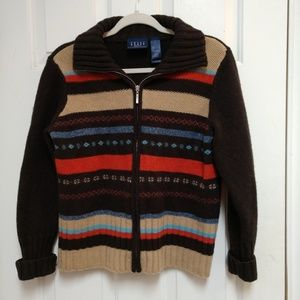 100% Lamb's wool..Crazy Horse by Liz Claiborne Co